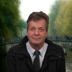 Hans Langh your Amsterdam Driver Tour Guide