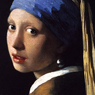 Johannes Vermeer 'Girl with pearl earring'