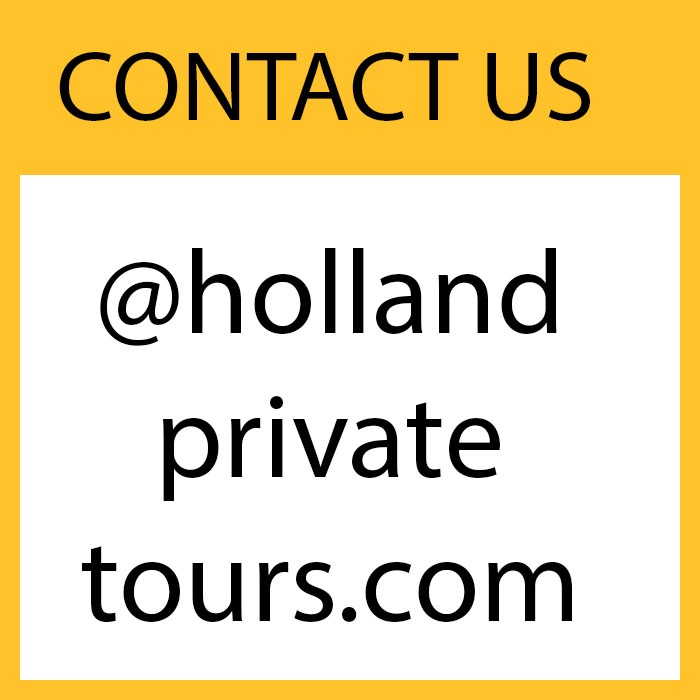 Contact Us @ Holland Private Tours Amsterdam